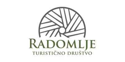 turistično društvo radomlje logo